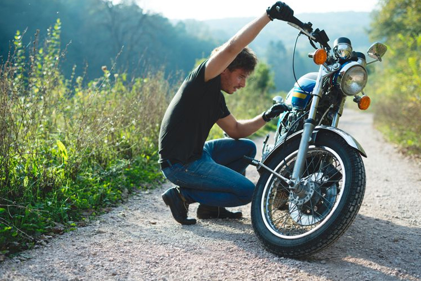 Something wrong with the motorcycle industry?